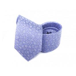 Cravate Matase - Fantasy mov cu imprimeu floral