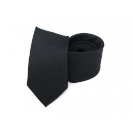 Cravata neagra dots uni